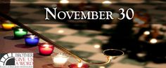 November 30 #adventword