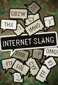 Web marketing - social media slang