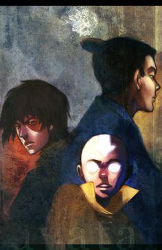 . avatar - trio . by ~chocosweete on deviantART