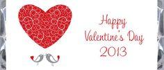 Love Birds Valentine's Day Candy Bar Wrapper