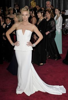 Oscars Best Dressed: Charlize Theron