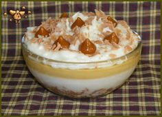 32oz Layered Butterscotch Coconut Cream Candle, CBV