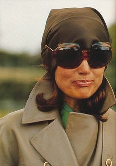 Ha!  Love this one of Jackie O.