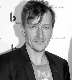 Danish actor Jens Albinus (b. 1965)