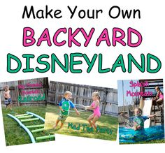 Create Your Own Backyard Disneyland! | Get Away Today Vacations - Official Site