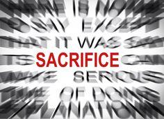 High-Trust Culture #7: Don't Fear Sacrifice