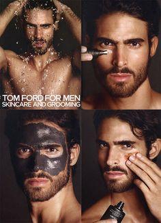 Tom Ford for Men - Skincare & Grooming      blog.oomi.co