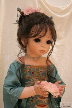 Dolls by Siu Ling Wang..