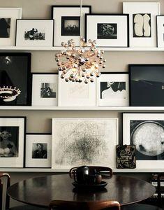 Photo canvas wall