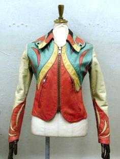 East West Parrot Jacket