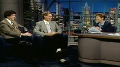 Video: David Letterman says goodbye to 'Late Night' in 1993