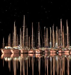 Yachts and Stars