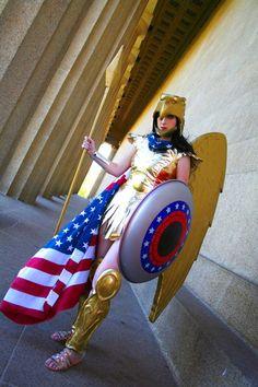 Character . Personaje: Wonder Woman . Mujer Maravilla  Model . Modelo: Kell Kelldar Stark  http://www.kelldar.com http://facebook.com/kelldar http://facebook.com/KelldarCostumes http://twitter.com/kelldar http://flickr.com/photos/kelldar http://kelldar.tumblr.com http://acparadise.com/loves/kelldar http://worldcosplay.net/member/18830   #Cosplay . #Cosplayers . #Superheroines
