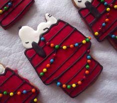 Charlie Brown Christmas Cookies! | Project-Nerd