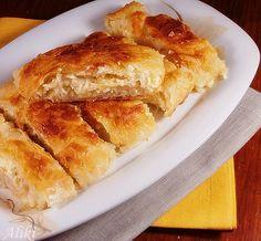 Mamina jela: Zlatiborska pita