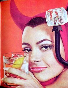 Cinzano Ad - 1966