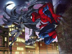 Spiderman vs Batman