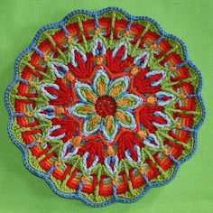 Overlay Crochet: Oh goody, goody, a new technique to learn ;  }