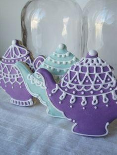 teapot ccokies..