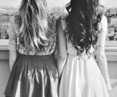 loving the hair Hair Does, Best Friends, Summer Hair, Bestfriends, Long Hair Dos, Bff, Blond, Brown Hair, Friends Quotes