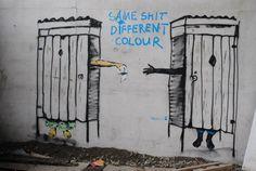19 beloved Street Art Photos - Nov 2013 - Jan 2014 #Art #StreetArt