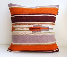 Anatolian kilim pillow