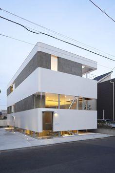 Plastic Moon | Architect: N Maeda Atelier