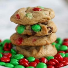 The BEST cookies ever. They stay chewy forever and the edges are nice and crispy. The secrets? Browned butter, cream cheese  corn starch. holiday, sweet, bake, food, mm cooki, cookies, cookie recipes, christma, dessert