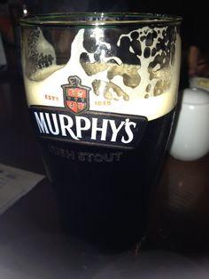 Murphy's irish stout \o/