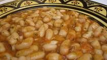 Moroccan Stewed White Beans Recipe -Vegetarian