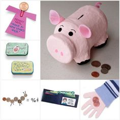 Your Two Cents! 20 Crafts That'll Help Parents Raise Sensible Spenders