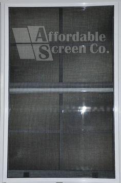 Solar screens