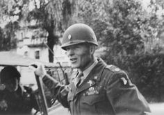 Major Richard Winters  (Yes, THAT Major Winters from Easy Company's Band of Brothers mini-series)
