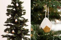 #DIY Geometric Clay Ornament Kit