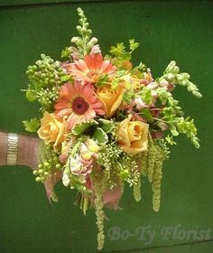 mix garden, pastel, wedding flowers, bridesmaid, beauti flower, garden flower