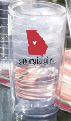 Georgia Girl Tumblers