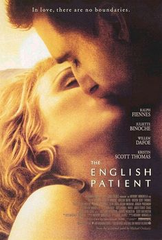 The English Patient.