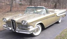 Ford Edsel Convertible 1958