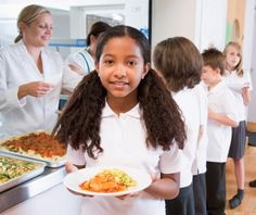 How You Can Fight for Healthy School Lunches