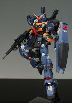 Fuck Yeah! Japanese Robots! // mrrobotto: RG RX-178 Gundam Mk-II customise