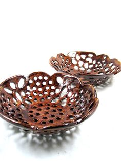 Lace bowl berry bowl home decor Mother's day by Ningswonderworld