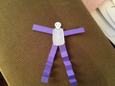 Paralyzed man healed story. Give each child four thin strips of paper and teach them how to accordion fold Then attach the folded paper as arms and legs to the man's body. The accordion fold legs are springy and jumpy so the kids can play like the paralyzed man is leaping for joy.