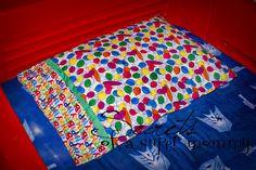 Birthday Pillowcase