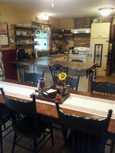 French country kitchens on pinterest 56 pins for Country kitchens on a budget