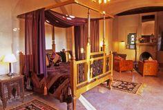 Les Deux Tours in Marrakech -- so beautiful!
