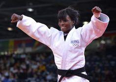 Discipline olympique : le Karaté.