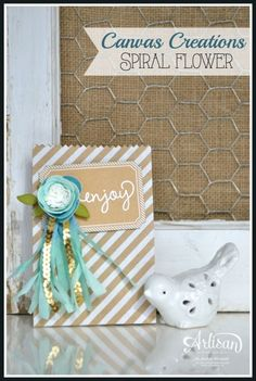 Love the Celebrations Basics with the Spiral Flower Die