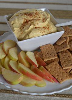 Recipe: Pumpkin Fluff Dessert Dip - 100 Days of Real Food