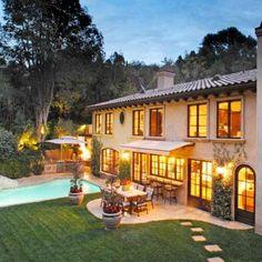 My Dream House/Back Yard