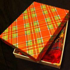 Cardboard box - 1960s